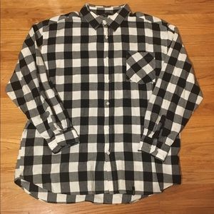 Other - Men's Flannel Shirt, Big & Tall